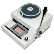Best Choice Products® New Manual PVC Card Embosser ID Embossing Machine