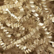0.2kg Crinkle Cut Paper Shred - Light Ivory
