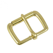 Springfield Leather Company 3.8cm Solid Brass Roller Buckle