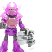 Fisher-Price Imaginext Collectible Figures Series 4 - Space Robot with Rocket Surfboard