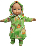 Bundle Up And Be Cosy For Baby Dolls