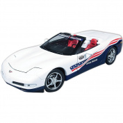 2004 Chevrolet Chevy Corvette Indy Pace Car 1/18 Scale Die Cast Model