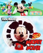 ViewMaster Mickey Mouse Playhouse - 3 Reel Set - 21 3D Images