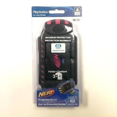 Ps Vita 2000 Slim Nerf Armour Case Pink By Pdp Shop Online For