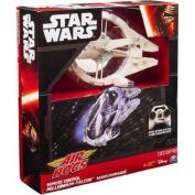 Air Hogs Star Wars Remote Control Millennium Falcon Flying Drone