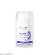 Biotrade Melabel Whitening Night Cream 50ml Care the Skin