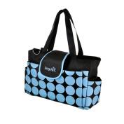 Bininbox Baby Mummy Nappy Nappy Backpack Changing Bag Tote Handbag Shoulder Bag