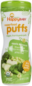 Happy Family Puffs-Apple-60mls-6 Pack