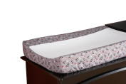 Summer Infant Organic Twilight Garden Changing Table Pad Cover