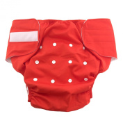 Teen / Adult Cloth Nappy - Red