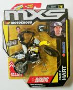 MXS Motocross Carey Hart # 46 Series 1 Adventure Wheels Jakks