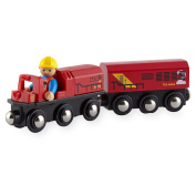 Imaginarium Articulated Figure and Freight Train Set