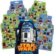 Star Wars Sticker Book - 4 Sheets ~ 300 Stickers