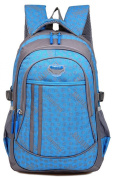 Nylon Large Space Double Shoulders Backpack