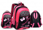 Fashion Type Double Shoulders Backpack Nice for School Student