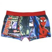 Ultimate Spiderman Spidey Boys Boxer Shorts - Ages 4 - 10 Years