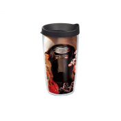 Tervis Star Wars Force Awakens Collage Tumbler with Travel Lid, 470ml, Clear