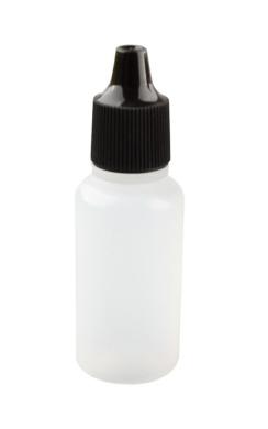 TOPWEL 10ml 50pcs Empty Plastic Dropper Bottle/dropping Bottles with Black Cap(drops of Plug Can Removable)plastic Bottle Eye Liquid Dropper