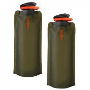 Vapur Eclipse .7L Collapsible Water Bottle - 2 Pack
