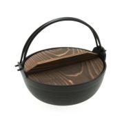 Iwachu 410-709 Iron Furusato Cooking Pot, Medium