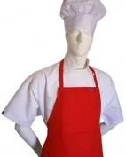 Chefskin TALL Chef Set (Apron+hat) Adjustable, Ultra Lite Fabric