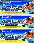 Reynolds Metals 00504 Slow Cooker Liners 33cm x 50cm - 3 Pack