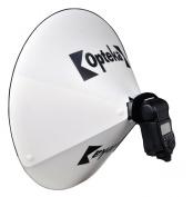 Opteka BD-10 Studio 60cm DSLR Digital Camera Dish Dome Flash Portrait Shadow Reflector Diffuser Diverter Studio Light for Sunpak PZ-4000 PZ-5000 PZ4000 PZ5000 DF3000 RD2000 MZ440 MZ-440 PZ42 PZ42X PZ42XC PZ40 PZ40X PF30 PF30X, DigiFlash 2800, Super 383