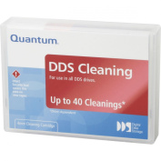 Quantum DDS / DAT-72 4mm Cleaning Tape, Part # CDMCL/ MR-DUCQN-01 For DDS-1, DDS-2, DDS-3, DDS-4 and DDS-5/ DAT-72 Drives