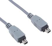 LETO Firewire iLink 4-4 Pin DV Video Cable For Sony Handycam DCR-HC22/e