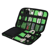 Universal Cable Organiser Electronics Accessories Case USB Drive Bag/ Healthcare & Grooming Kit