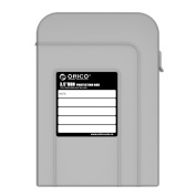 ORICO PHI-35 8.9cm HDD Storage Protection Box Hard Shell Carrying Case - Grey