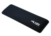 Glorious Gaming Wrist Pad/Rest - COMPACT (60%/75%) Mechanical Keyboards,Stitched Edges,Ergonomic | 12x4 inches/25mm Thick