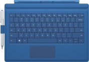 2014 Newest Thin Microsoft Type Cover With Pen Holder Backlit & Gesture mechanical keyboard for Surface Pro 3