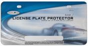 Unique Accessories 92515 Licence Plate Protector Clear