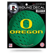 Oregon Ducks Official NCAA 11cm Round Round Decal by Rico Industries