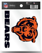 Chicago Bears Official NFL 8.9cm Small Static Cling Window Car Decal by Rico Industries