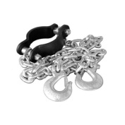 Andersen Mfg 3109 Safety Chains For Ranch Hitch Adapter.