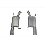 Gibson 319010 Cat-Back Performance Exhaust System, Axle Back