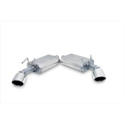 Gibson 320001 Cat-Back Performance Exhaust System, Axle Back