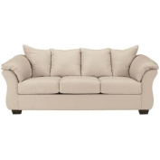 Signature Design by Ashley Darcy Sofa-Option:Stone Fabric