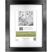 Timeless Frames 73224 Regal Portrait Black Wall Frame 20cm x 25cm .