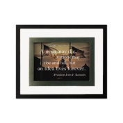 President's Collection Motivational Frame DAXN1859H7T