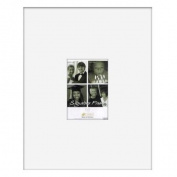 Timeless Frames 78357 Lifes Great Moments White Wall Frame 41cm x 50cm .