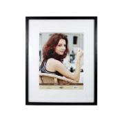 KIERA GRACE PH00375-1FF Contempo 41cm X 50cm . Black Wood Frame