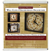 Diamond Tech Crafts Antiquity Mosaics Clock Kit