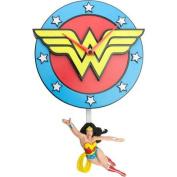 NJ Croce Co. Wonder Woman Clock, CL 3904