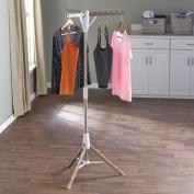 Household Essentials 2-Tier Tripod Clothesline Dryer