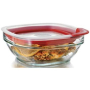 Rubbermaid 2856003 Container Food Storage Glass - 2. 5 Cup