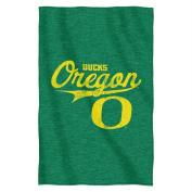Northwest NOR-1COL100010081RET Oregon Ducks NCAA Sweatshirt Throw