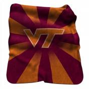 Logo Chair LCC-235-26 Virginia Tech Hokies NCAA Raschel Throw